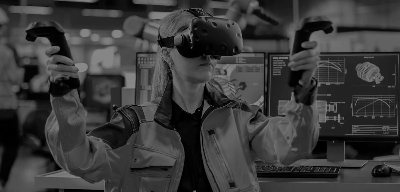 Realidad virtual aplicada a la formación